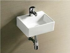 2014 new cube wall hung basin sink vanity bathroom tap faucet hole plug