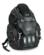 BRAND NEW - OAKLEY KITCHEN SINK BACKPACK, BLACK, 92060, MX, HIKING, SCHOOL, NWT