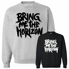 Bring Me The Horizon sweatshirt Indie music rock band crew neck jumper oly sykes
