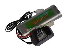 1 pcs 7.2V 6800mAh rechargeable battery pack + charger