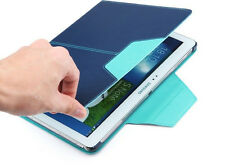 Rock Slim Stand Leather Smart Case for Samsung Galaxy Note 10.1 2014 P600 P601