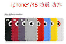 original and new HOCO Silica-Gel Protections  Case for apple iPhone 4 & 4S