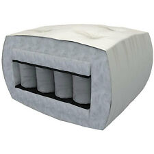Evolution Spring 2 Full Futon Mattress with Microfiber Cover