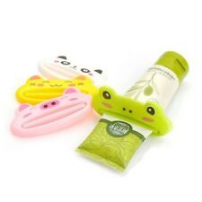1 PC Cute Cartoon Animal Design Tube Squeezer Toothpaste Dispenser New HOME071