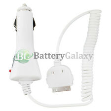 1 2 3 4 5 10 Lot Car Charger for Apple iPod Photo Video 20GB 30GB 40GB NEW HOT!