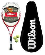 Wilson Exclusive Hybrid Tennis Racket With Carry Case+ 3 Balls RRP £170