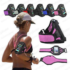 Sports Running Jogging Gym Arm Band Case Armband Cover Holder For iPhone 4 4s 5