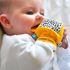 Gummee Glove Baby Teething Mitten Water Filled Teether Ring Toy Washeable
