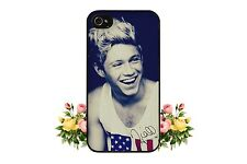 1D One Direction iPhone Case 6 5S 5C 5 4S Plastic Silicone Niall Horan Signature