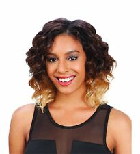 ATTRAK 5PCS QUE BY MILKYWAY 100% HUMAN HAIR MASTERMIX WEAVE EXTENSION SHORT CUT