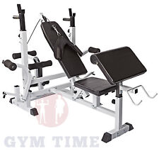 Heavy Duty Multi Gym Use Incline Weight Lifting Bench Multi Adjustable Flat