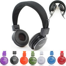 USB Foldable Stereo Headset Headphone Earphone for Phone PC Tablet Laptop MP3/4