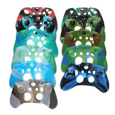 Non Slip Camouflage Silicone Rubber Case Skin Grip Cover For Xbox One Controller