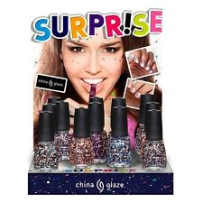 China Glaze - Surprise Collection - 14ml - Glitter - Choose From Any
