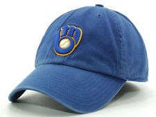 Milwaukee Brewers MLB Cooperstown Franchise Cap Hat 1989 Yount Molitor Brew Crew