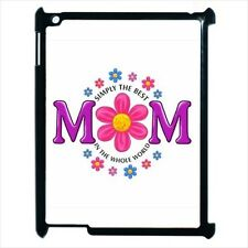 Best Mom / Mother Design - Case for Apple iPad 2, 3, 4 or Mini -AB4123