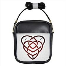 Celtic Knot Symbol - Messenger, Sling, or School Bag -Wx4200