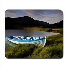 Anchored Boat Scenery - Mousepads or Coasters (8 Styles) -BB4050