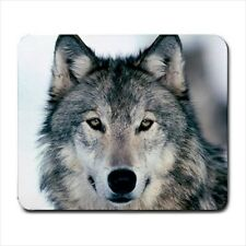 Winter Wolf - Mousepads or Coasters (8 Styles) -BB5075