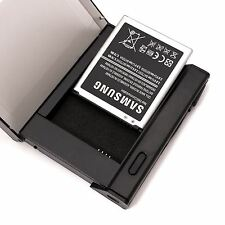 Compact Portable Battery Charger Case Dock Box for Samsung Smartphones