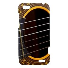 Country Guitar / Music Design - Hard Case for HTC Cell (30 Models) -OP4305
