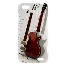 Guitar Assembly / Music Design - Hard Case for HTC Cell (30 Models) -OP4489
