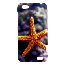 Star Fish / Ocean Life Design - Hard Case for HTC Cell (30 Models) -OP4958