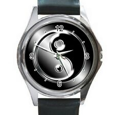 Metal Yin and Yang Symbol - Watch (Choose from 9 Watches) -AA4657