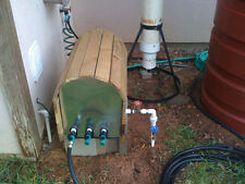 Rain Water Collection Drip Irrigation Pump Assembly Rain Barrel Pressurized