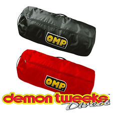OMP Spare Tyre Storage/Transport Bag For Kart/Go Kart/Karting - Fits 4 Wheels