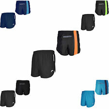 More Mile More-Tech Split Leg Mens Running / Gym Shorts MM1889-1893