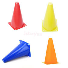 "9"" INCH Sports Agility Cones Field Road Soccer Fitness Football Rubgy Training"