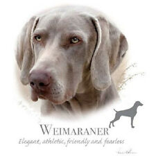 Weimaraner Dog Breed T Shirt Tee Howard Robinson Sizes Youth - 6XL