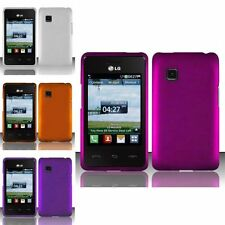For LG 840g Rubberized Hard Case Cover