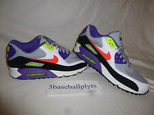 """Nike Air Max 90 """"I AM THE RULES"""" - CHOOSE YOUR SIZE - 325018-024 Grey White Red"""