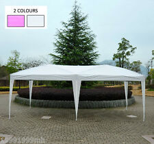 Outsunny 10x20FT Folding Tent Gazebo Pop Up Party Wedding Tent Canopy No Walls