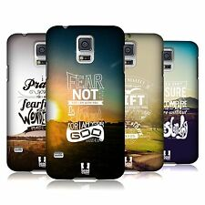 HEAD CASE DESIGNS CHRISTIAN SNAPSHOT HARD BACK CASE COVER FOR SAMSUNG GALAXY S5