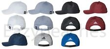 ADIDAS GOLF - POLYESTER CLIMALITE Reflex Cap Unstructured Baseball Hat UPF 50+