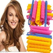55cm / 21 inch DIY Magic Circle Hair Styling Rollers Curlers Leverag USA STOCK
