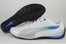 PUMA DRIFT CAT 5 MERCEDES-BENZ AMG F1 WHITE/SILVER/BLUE/GREEN/BLACK MENS SIZES