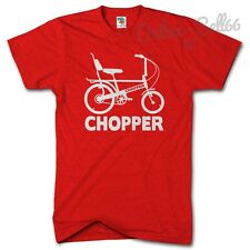 Chopper Easy Rider Pedal Bike Tshirt Bicycle T Shirt Film Top Birthday