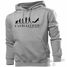 Rugby Union Evolution Hoodie Mens Womens Kids Hoody Kit Ball Boots Studs Boys