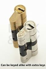 Yale Superior Anti Snap Euro Cylinders. All Sizes in Stock, Official Yale Dealer