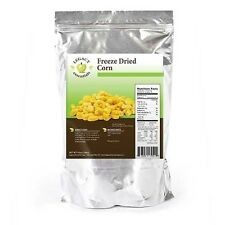PREPPER FREEZE DRIED CORN NIBLETS -BULK EMERGENCY DEHYDRATED FOOD STORAGE SUPPLY