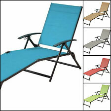 Patio lounge chairs ebay for Adjustment bracket for chaise lounge