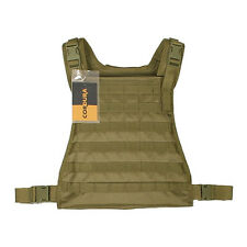 FLYYE MBSS PLATE CARRIER ARMY TACTICAL MOLLE VEST AIRSOFT SHOOTING COYOTE BROWN