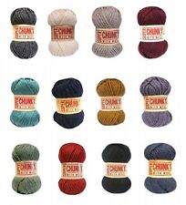 Hayfield Super Chunky With Wool By Sirdar - Choice of Shades  (Combined p&p)