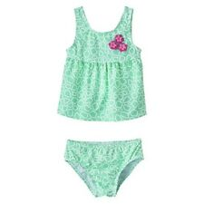 Just One You™ by Carter's® Infant Toddler Girls' 2-Piece Tankini Swimsuit Set