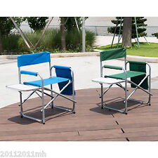 Sports Director Chair Folding Camping Fishing Chair Outdoor Picnic Supply