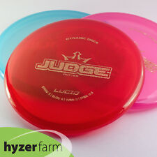 Dynamic Discs LUCID JUDGE *pick a weight & color* disc golf putter Hyzer Farm